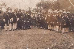 1924_Königspaar_Wilh.Feldkamp-Maria_Kleideiter-001