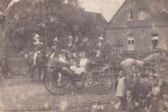 1925_Königspaar_W.Blanke-Frl.M.Eversmann