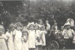 1935_Kinderkönigspaar