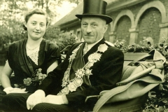 1952_Königspaar_Anton_Berger_und_Thea_Sundorf-2