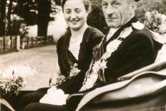 1952_Königspaar_Anton_Berger_und_Thea_Sundorf