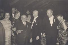 1962_v.l._Alfred_Hericks,_H._Wevering,_Jos._Oeynck,_Willy_Börst,_Bern._Hericks,_Agnes_u._Franz_Muckelmann,_Georg_und_Hedwig_Berning_300DPI