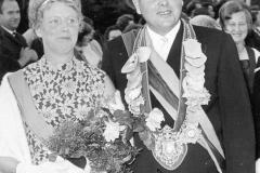 1967_Königspaar_Claus_Clemens_uns_Maria_Eissing_