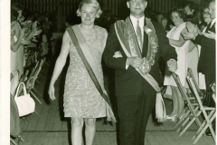 1969_Königspaar_Karl_Fischer_und_Lena_Roßmöller