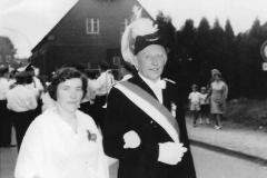 1969_Schützenfest_Josef_und_Hanna_Vögeding