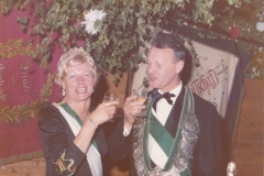 1975_Königspaar_Frz.Uppenkamp_-_Leni_Roßmöller