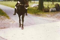 1975_Schützenfest_Oberstadjudant_Josef_Vögeding