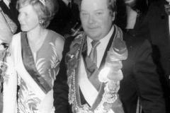 1977_König_Ulrich_Elbers,_Königin_Helga_Sprey