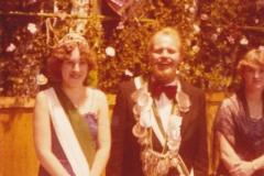 1981_Königspaar_Gerd_Dapper-_Waltraud_Gausling