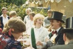 1982_Schützenfest_Karl_Heinz_Boll_und_Mariele_Specking