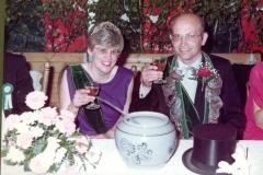 1984_Königspaar_Burkhard_Steens_und_Elisabeth_Droppelmann