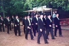 1984_Vorstand_Einzug_in_Steinkuhle