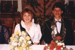 1985_Königspaar_Bernhard_Olthoff_und_Waltraud_Kleideiter