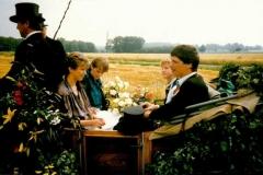1986_Königspaar_1985_in_der_Kutsche