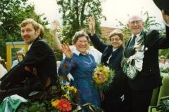 1986_Kaiser_Franz_Muckelmann,_Kaiserin_Franziska_(Siska)_Stegerhoff_