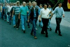 1986_Runkelköig_Marschieren