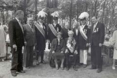 1986_Schützenfest_mit_Kaiserpaar_Franz_Muckelmann_und_Franziska_Stegerhoff