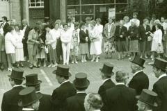 1986_großes_Interesse_am_Jubiläumsschützenfest