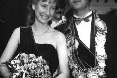 1988_Königspaar_Ulrich_Bogenstahl_und_Sabine_Boll-1