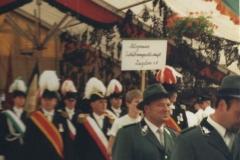 1989_Mai_Jubiläum_Schützenverein_Haulingort-3