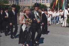 1989_Mai_Jubiläum_Schützenverein_Haulingort-6