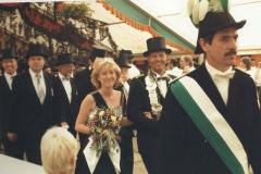 1989_Mai_Jubiläum_Schützenverein_Haulingort