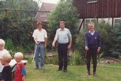 1992 ASG König Thomas Volmer, Vogelbesichtigung