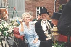 1995_Kaiserpaar_Karl_Fischer_und_Maria_Eissing