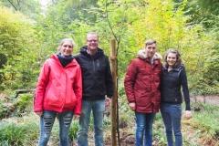2015 Baumpflanzen König Jens Elfering